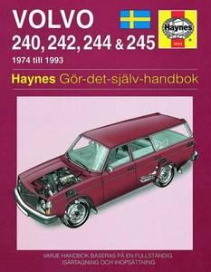 Bilde av Volvo 240, 242, 244 & 245 (74 -
