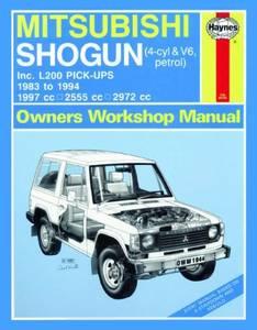 Bilde av Mitsubishi Shogun and L200