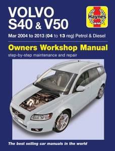 Bilde av Volvo S40 & V50 Diesel (2004 -