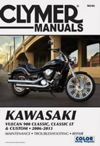 Bilde av Kawasaki Vulcan 900 Classic,