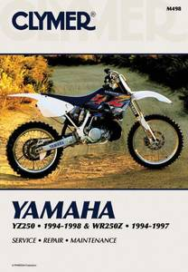Bilde av Clymer Manuals Yamaha YZ250,