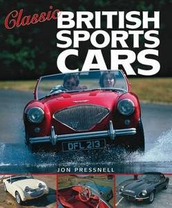 Bilde av Classic British Sports Cars