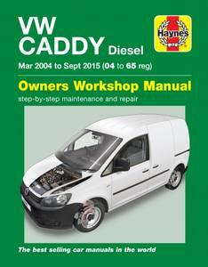 Bilde av VW Caddy Diesel (Mar 04-Sept 15)