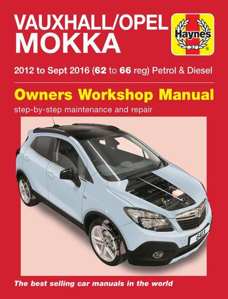 Opel Mokka (2012 - 2017)