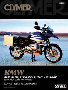 Bilde av Clymer Manuals BMW R850, R1100,