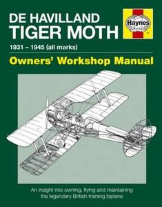 Bilde av De Havilland Tiger Moth Manual