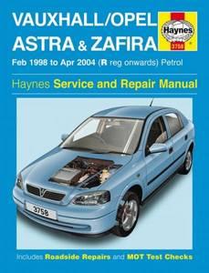 Bilde av Vauxhall/Opel Astra & Zafira