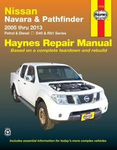 Bilde av Nissan Navara & Pathfinder