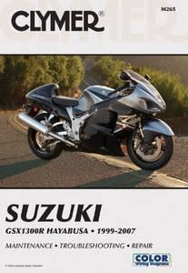 Bilde av Clymer Manuals Suzuki GSX1300R