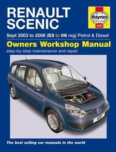 Bilde av Renault Scenic Petrol & Diesel