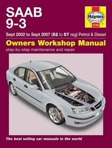Bilde av Haynes Reparasjonshåndbok: Saab