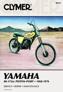 Bilde av Clymer Manuals Yamaha 80-175cc