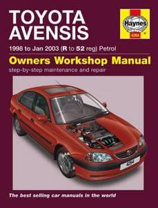 Bilde av Toyota Avensis 1998 to Jan 2003