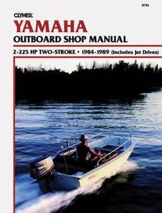 Bilde av Clymer Manuals Yamaha 2-225 HP,
