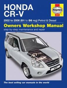 Bilde av Honda CR-V Petrol & Diesel (02 -
