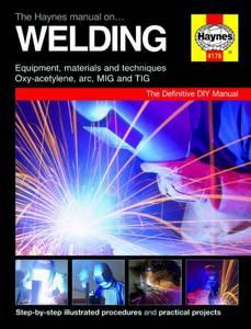 Bilde av The Haynes Manual on Welding