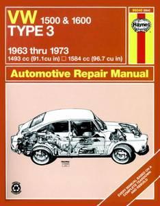 Bilde av Volkswagen Type 3 (63 - 73) up