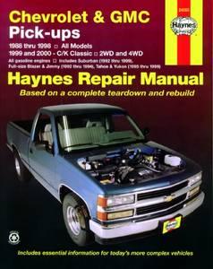 Bilde av Chevrolet and GMC Pick-ups, 2WD