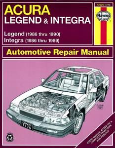 Bilde av Acura Integra and Legend (86 -