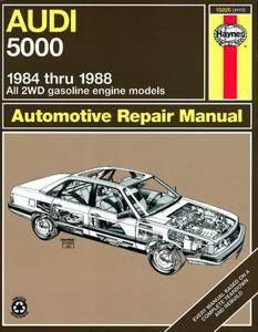 Bilde av Audi 5000 (84 - 88) (USA)