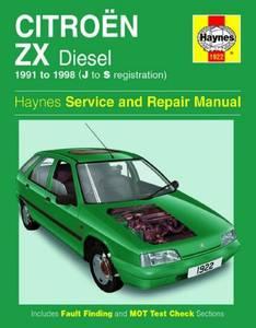Bilde av Citroen ZX Diesel (91 - 98) J to