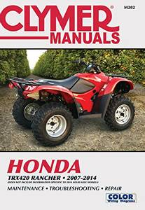 Bilde av Honda TRX420 Rancher 2007-2014