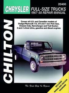 Bilde av Dodge Pick-Ups (67 - 88)