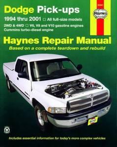 Bilde av Dodge Pick-ups (94 - 01) (USA)
