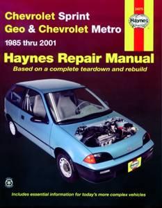 Bilde av Chevrolet Sprint and