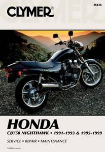Bilde av Clymer Manuals Honda CB750