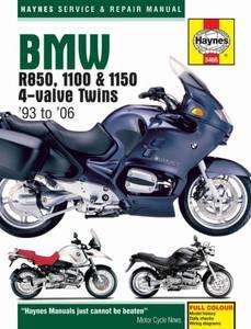 Bilde av BMW R850, 1100 & 1150 4-valve