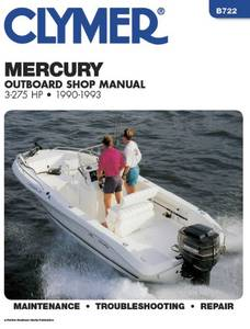 Bilde av Clymer Manuals Mercury 3 - 275