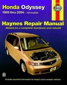 Bilde av Honda Odyssey (99 - 10)