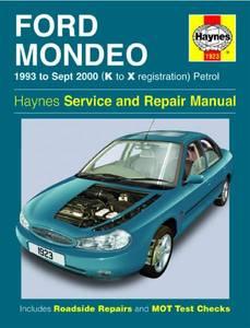Bilde av Ford Mondeo Petrol (93 - Sept