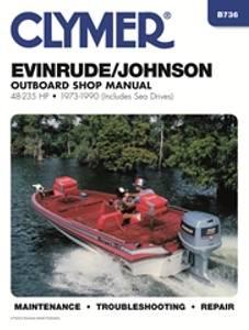 Bilde av Evinrude/Johnson 48-235 HP