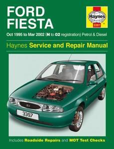 Bilde av Ford Fiesta Petrol and Diesel