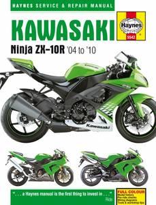 Bilde av Kawasaki Ninja ZX-10R (04 - 10)