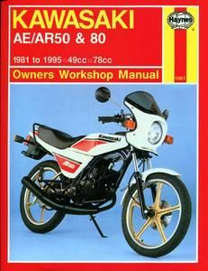 Bilde av Kawasaki AE/AR 50 and 80 (81 -