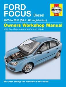 Bilde av Ford Focus Diesel (05 - 11)