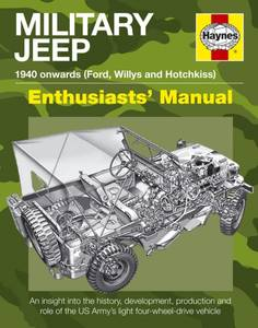 Bilde av Military Jeep Manual