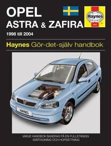 Bilde av Opel Astra & Zafira (98 -04)