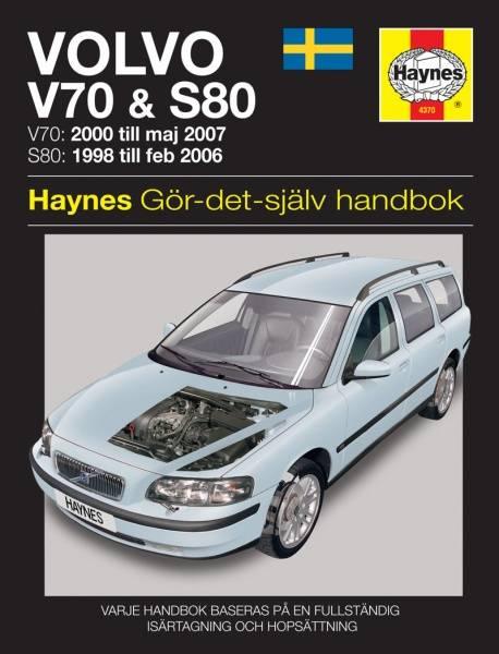 Volvo V70 & S80 (98 - 07)