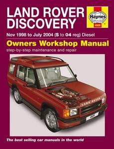 Bilde av Land Rover Discovery Diesel (Nov