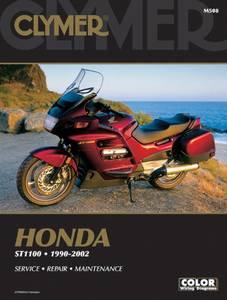 Bilde av Clymer Manuals Honda ST1100/Pan