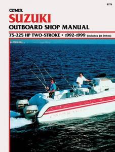 Bilde av Clymer Manuals Suzuki 75 - 225