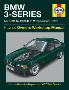 Bilde av BMW 3-Series Petrol (Apr 91 -