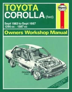 Bilde av Toyota Corolla (Sept 83 - Sept