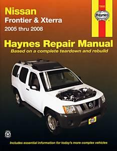 Bilde av Nissan Frontier & Xterra (05 -