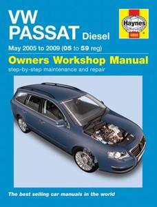 Bilde av VW Passat Diesel (June 05 to 10)