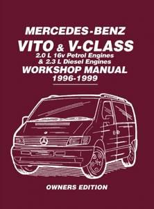 Bilde av Mercedes-Benz Vito & V-Class